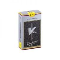 Vandoren Clarinet reeds Box of 10 V.12 Bb n 2.5