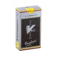 Vandoren Clarinet reeds Box of 10 V.12 Bb n 3.5