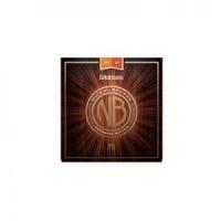 D`Addario NB1047 Nickel Bronze žice za akustičnu gitaru, Extra Light, 10-47