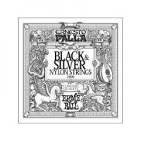 Ernie Ball PALLA Najlon žice za klasičnu gitaru black/silver