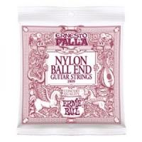 Ernie Ball Ernesto Palla Nylon žice za klasičnu gitaru Black & Gold Ball End