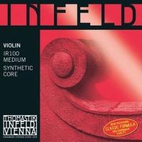 Thomastik žice za violinu Infeld Crvene